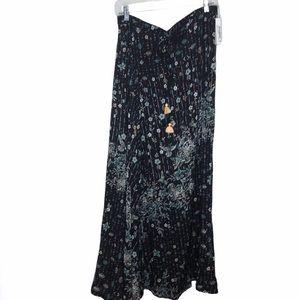 Poupette St. Barth Ollie Skirt-black-Sz L